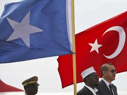Turkish & Somalian Flags