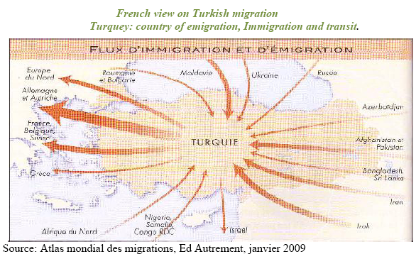 Land of Diverse Migration